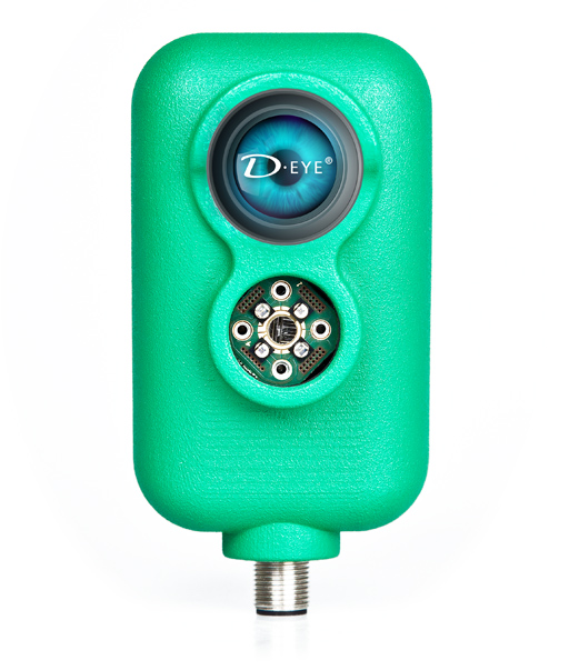 D-Eye® Kamera für Kanäle und Schächte