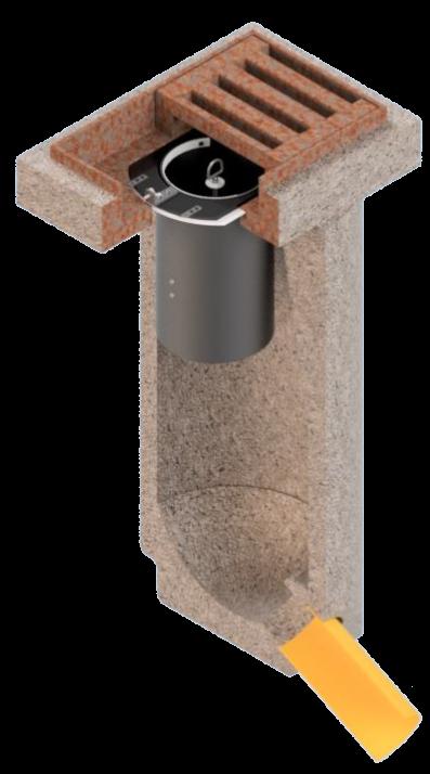 Havarieverschluss-System für Straßenabläufe HVS-K