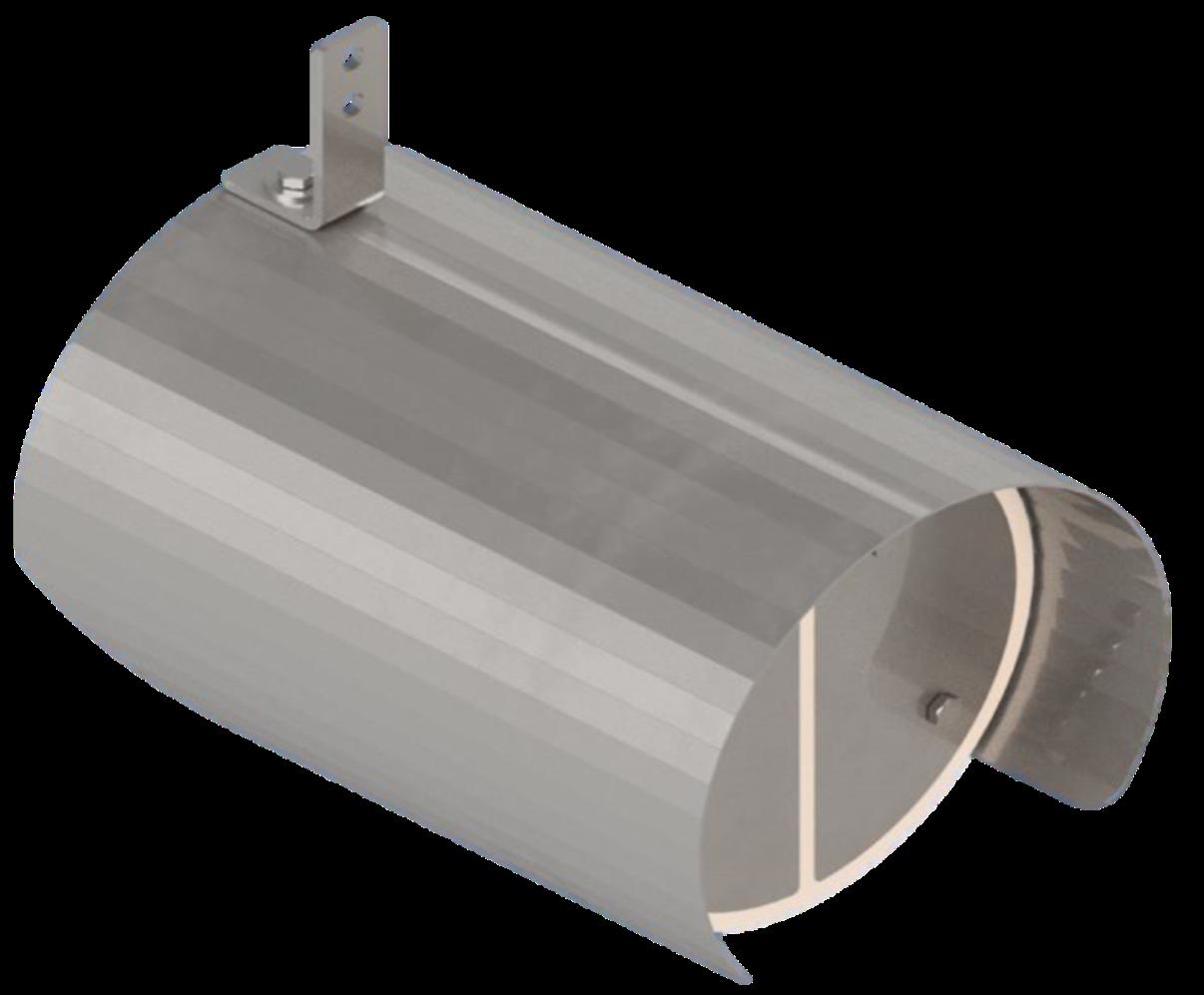 Geruchsverschluss-System GVK DN100 - DN500