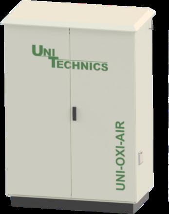 Abluftbehandlungsanlage UNI-OXI-AIR