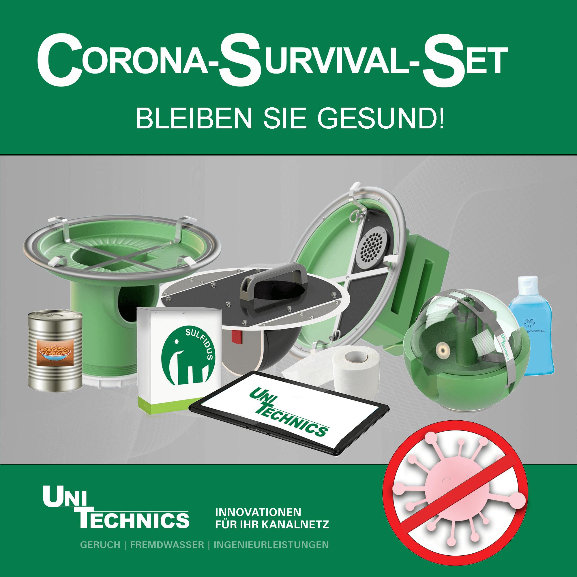 Corona Survival Set Individual